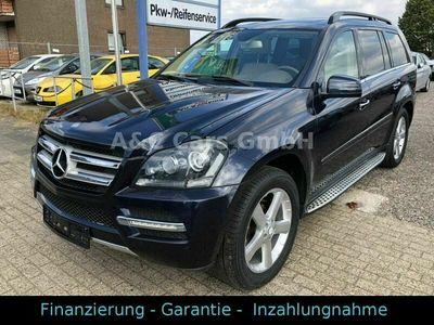 gebraucht Mercedes GL450 4Matic LPG *Panorama*Kamera*7Sitzer*Voll als SUV/Geländewagen/Pickup in Kamp-lintfort