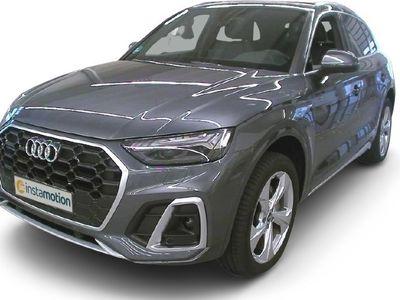 gebraucht Audi Q5 Q540 TDI quattro S tronic S line   PANO   AHK