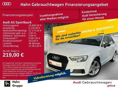 gebraucht Audi A3 Sportback 1.0TFSI sport Xen Sitzh Einpark