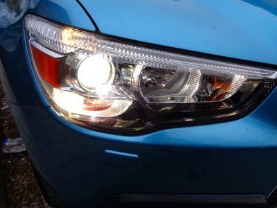 gebraucht Mitsubishi ASX Instyle 4 WD *1.HAND*XENON*PANO-DACH*LEDER*
