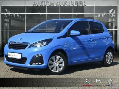 gebraucht Peugeot 108 VTi 69 Active *Klima*Bluetooth*