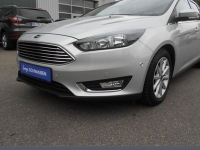käytetty Ford Focus Turnier 1.5 EcoBoost Start-Stopp-System Aut. Titanium