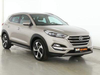 käytetty Hyundai Tucson 2.0 CRDi DPF Premium 4WD