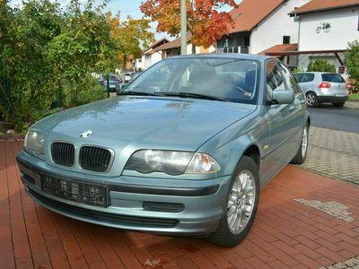 gebraucht BMW 316 i // Klimaanlage // Top Zustand