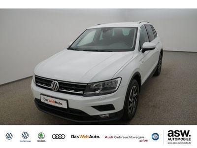gebraucht VW Tiguan 2.0 TDI BMT DSG Join LaneAss ACC AHK Navi