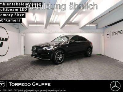 gebraucht Mercedes GLC43 AMG AMG 4M COUPÉ LED+SHD+NAVI+WIDESCREEN+DIST
