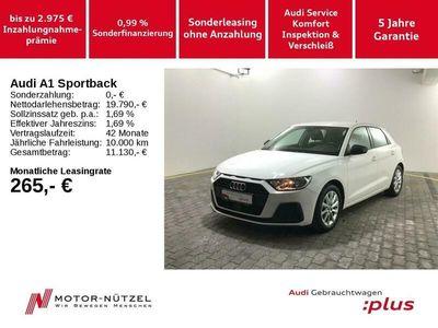 gebraucht Audi A1 Sportback 30 TFSI 85 kW (116 PS) 6-Gang