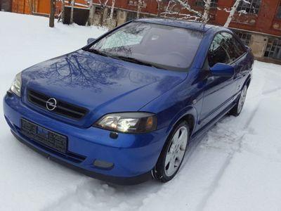 gebraucht Opel Astra 2.2 16V Coupe Linea Blu Klimaautomatik