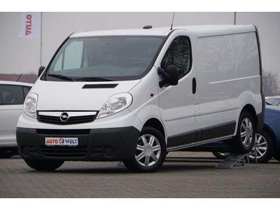gebraucht Opel Vivaro L1H1 2.7t Klima RCD Tempomat El.-Paket