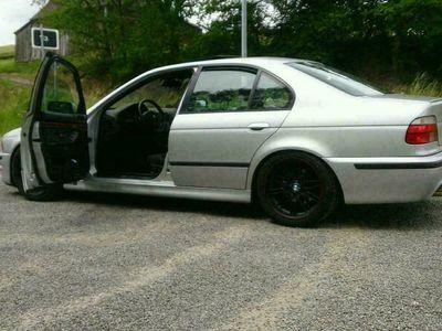 gebraucht BMW M535 i V8 E39