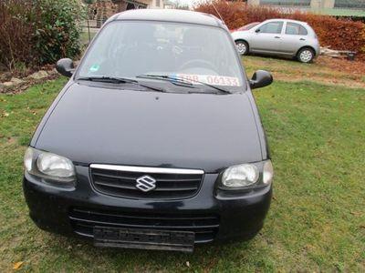 gebraucht Suzuki Alto 1.1 TÜV neu