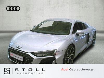 gebraucht Audi R8 Coupé V10 RWD Feinnappa+20''+VirtualCockpit+Navi+S