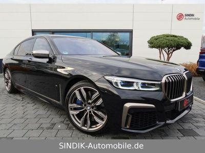 gebraucht BMW M760 760Li xDrive Individual-4Seat-TV-B&W-NightVisio