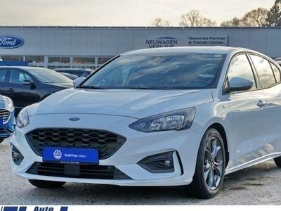 gebraucht Ford Focus 1.5 EcoBoost Start-Stopp-System ST-LINE
