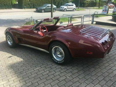 gebraucht Corvette Stingray C35,7 l V8 Aut. Cabrio mit H-Zulassung als Cabrio/Roadster in Hamburg