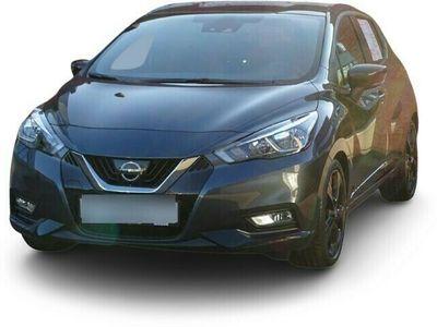 gebraucht Nissan Micra Micra1.0 117 PS N-Sport (*KAMERA*KLIMAAUT.*)