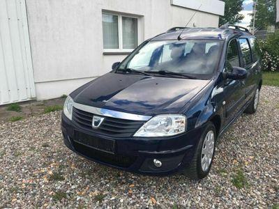 gebraucht Dacia Logan 1,5 Diesel, Euro 5, 7 Sitze