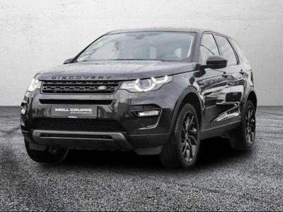 gebraucht Land Rover Discovery Sport 2.0 TD4 HSE NAVI ALU AHK