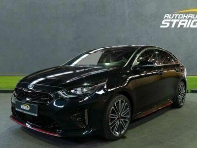 gebraucht Kia pro_cee'd 1.6 Turbo GT+Modelljahr 2020+Sofort+