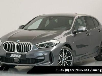 gebraucht BMW 120 d xDrive Limousine Navi LED AHK UPE 51703
