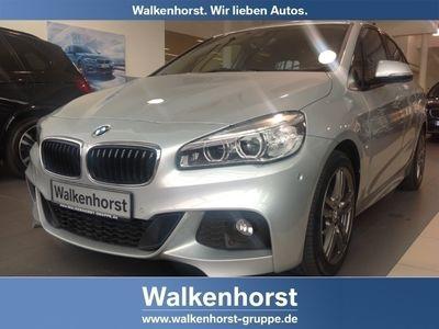 gebraucht BMW 220 Active Tourer d xDrive M Sport Park-Assist LED Navi e-Sitze HUD