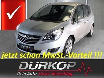 gebraucht Opel Meriva B 1.4 Turbo Innovation *Allwetterreifen*