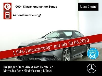 gebraucht Mercedes SL500 AMG designo Magic Sky Harman Distr+ COMAND