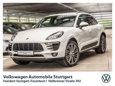 gebraucht Porsche Macan S Navi Leder Panoramadach Bose Sound