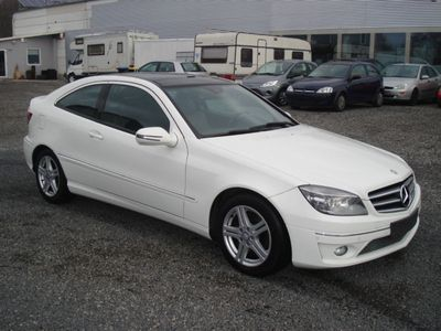 gebraucht Mercedes CLC220 CDI
