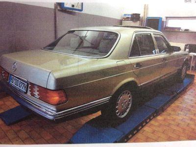gebraucht Mercedes 380 SE (W126) V 8