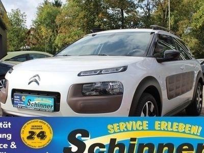gebraucht Citroën C4 Cactus BlueHDi 100 Stop&Start Shine Edition *eMyWay+Sitzheizung