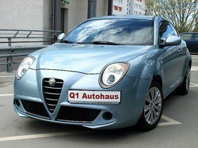 gebraucht Alfa Romeo MiTo Allwetterreifen/Klima/ZV+FB