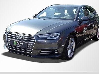 gebraucht Audi A4 Av. Sport 3.0 TDI S-tronic S line Navi Xenon Einpa