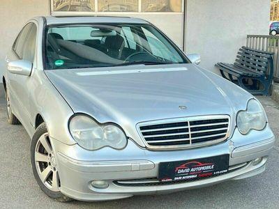 gebraucht Mercedes C270 CDI AVANTGARDE *AUTOMATIK|KLIMA|SD* als Limousine in Filderstadt bei Stuttgart