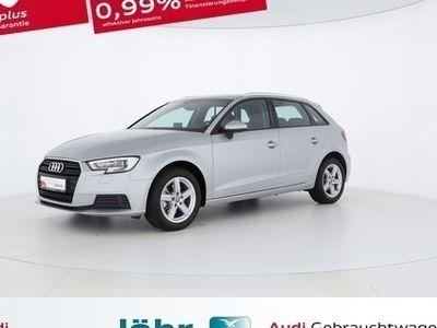 gebraucht Audi A3 Sportback 1.0 TFSI *KliA*SitzH*PDC*Alu*