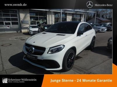 gebraucht Mercedes GLE63 AMG S 4M Harman/Sitzklima/Drivers P./Comand