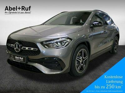 gebraucht Mercedes GLA250 AMG MBUX-HIGH-END ELEKTR HECKKL