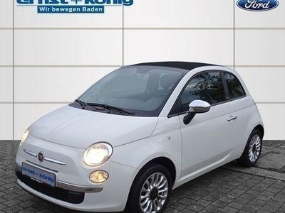 gebraucht Fiat 500C 1.2 Start&Stopp Pop Cabrio / Klima / Alu