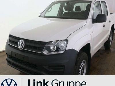 gebraucht VW Amarok DoubleCab Trendline TDI AHK