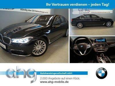 gebraucht BMW 730 d Innovationsp. Navi Prof. Komfortsitze HIFI