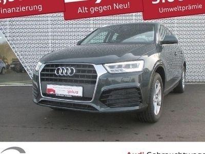 gebraucht Audi Q3 Sport 2.0 TDI quattro, LED, Navigation