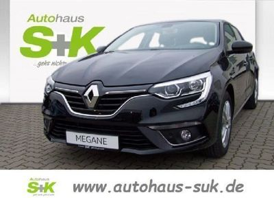 gebraucht Renault Mégane 5-Türer LIMITED Deluxe TCe 140 GPF