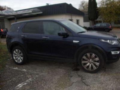 gebraucht Land Rover Discovery Sport HSE Luxury