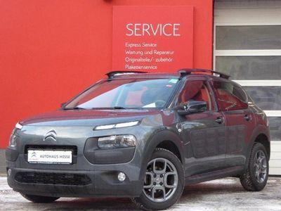 gebraucht Citroën C4 Cactus HDi100 Feel *ParkAssist*Sitzheizung*