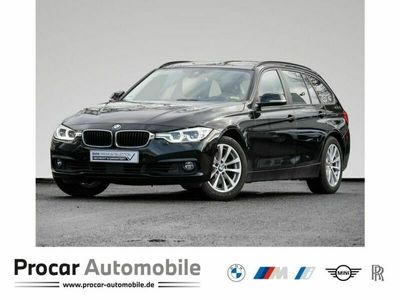 gebraucht BMW 330 3er d xDrive Touring Advantage Automatic