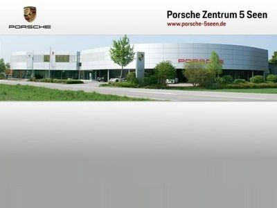 used Porsche Panamera Turbo PDK, InnoDrive, LED-Matrix, DAB