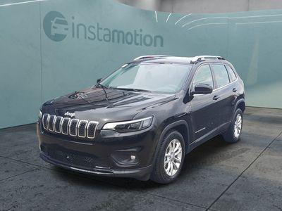 gebraucht Jeep Cherokee Cherokee2.2 Longitude LED-Camera-Sitze elektr.