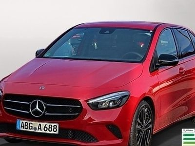 used Mercedes B180 NEUES MODELL Night Cam MBUX Navi Parkass.