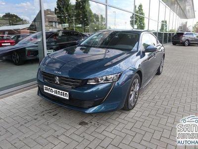 gebraucht Peugeot 508 2,0 BlueHDi EAT8 Allure Navi Carplay Spurass