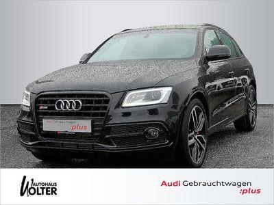 gebraucht Audi SQ5 plus 3.0 TDI quattro SHZ LEDER XENON NAVI